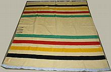 Hudson's Bay Company 4 point camp blanket 62 x 85