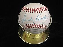 Sandy Koufax autograph signed official National