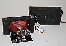 Pat. 1910 Kodak No. 3A Folding Hawk-Eye Model 3