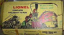 Lionel boxed train set 1625 S w/ 244 steam engine