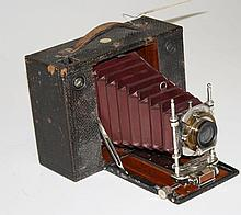 Pat. 1897 Kodak Cartridge camera- Eastman Kodak
