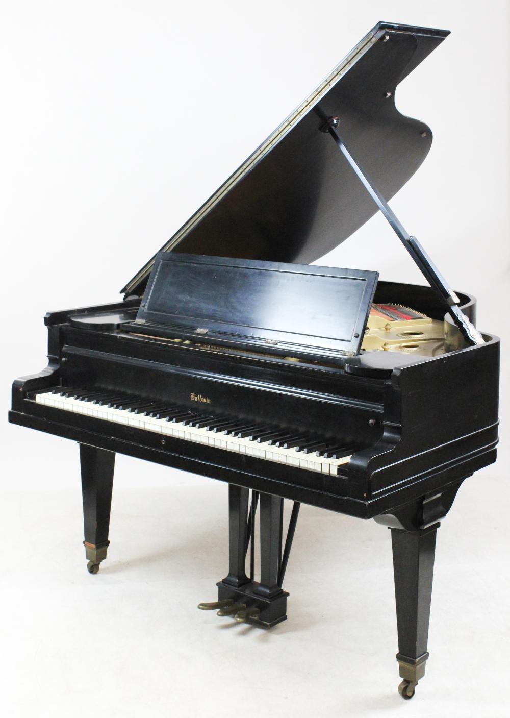 Early 20th c Baldwin Grand Piano