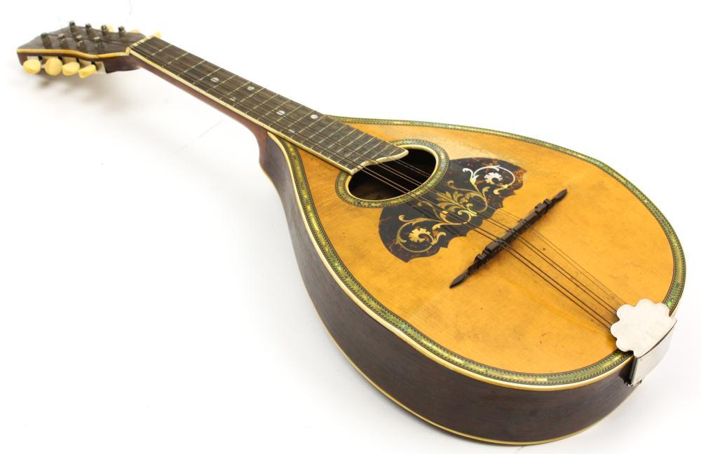 1910 Leland Style A Mandolin