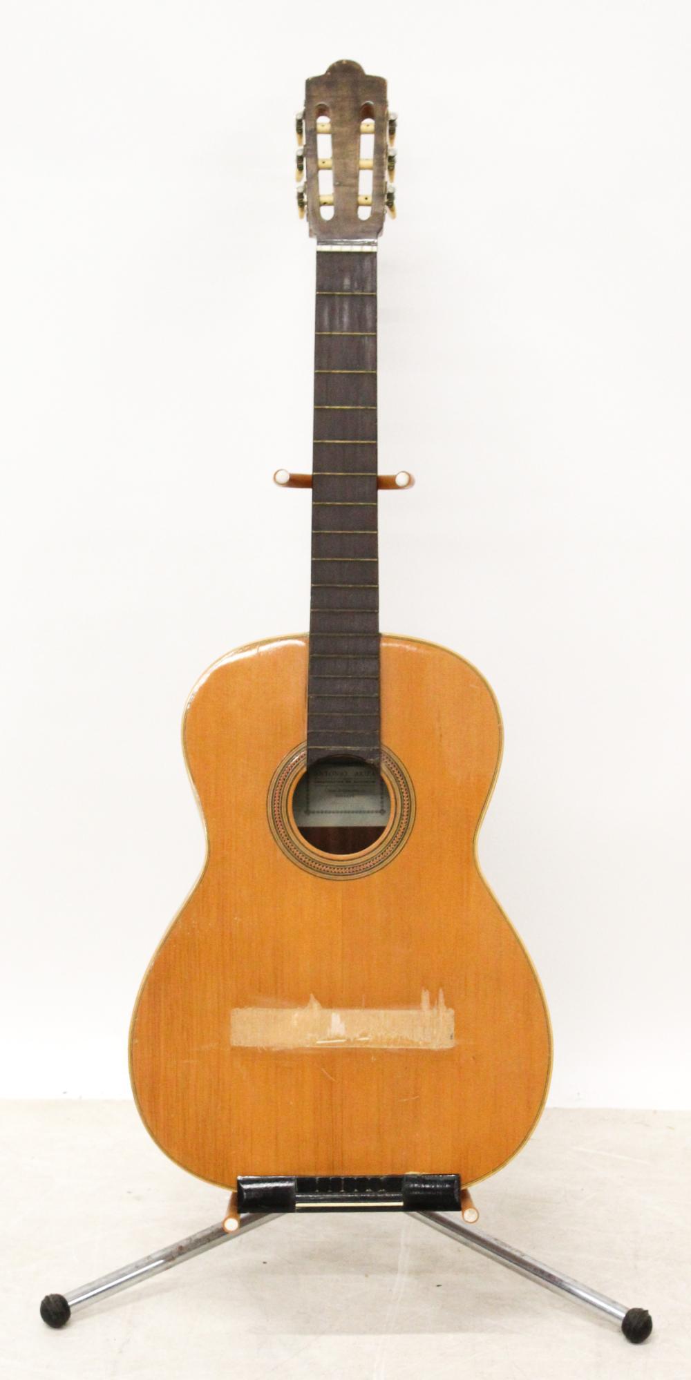 Antonio Ariza Classical Guitar- as found