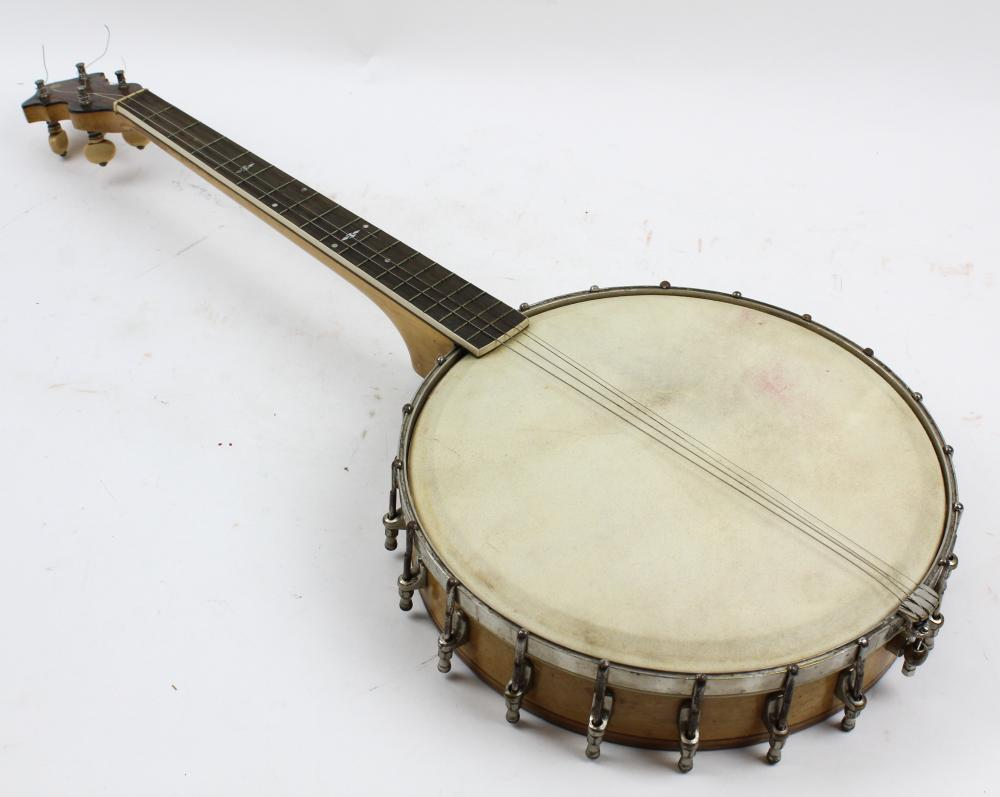 Joseph B Rogers, Jr. Tenor Banjo