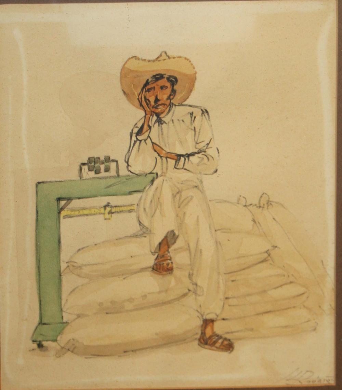 Kathleen Boortz (AM 1948-) Mexican