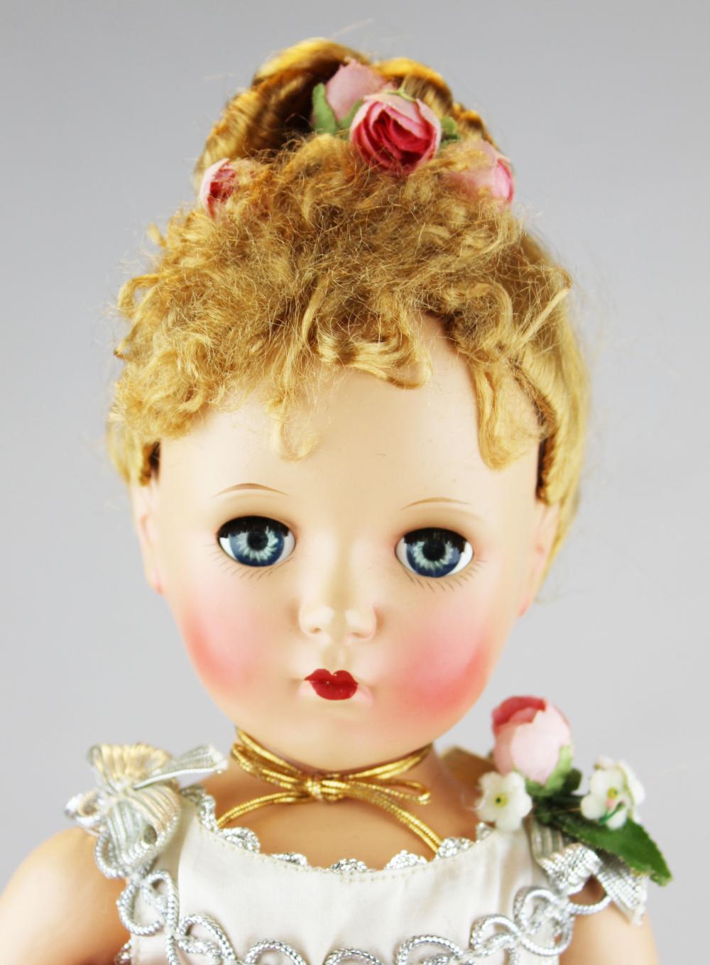 1950's Madame Alexander Ballerina doll