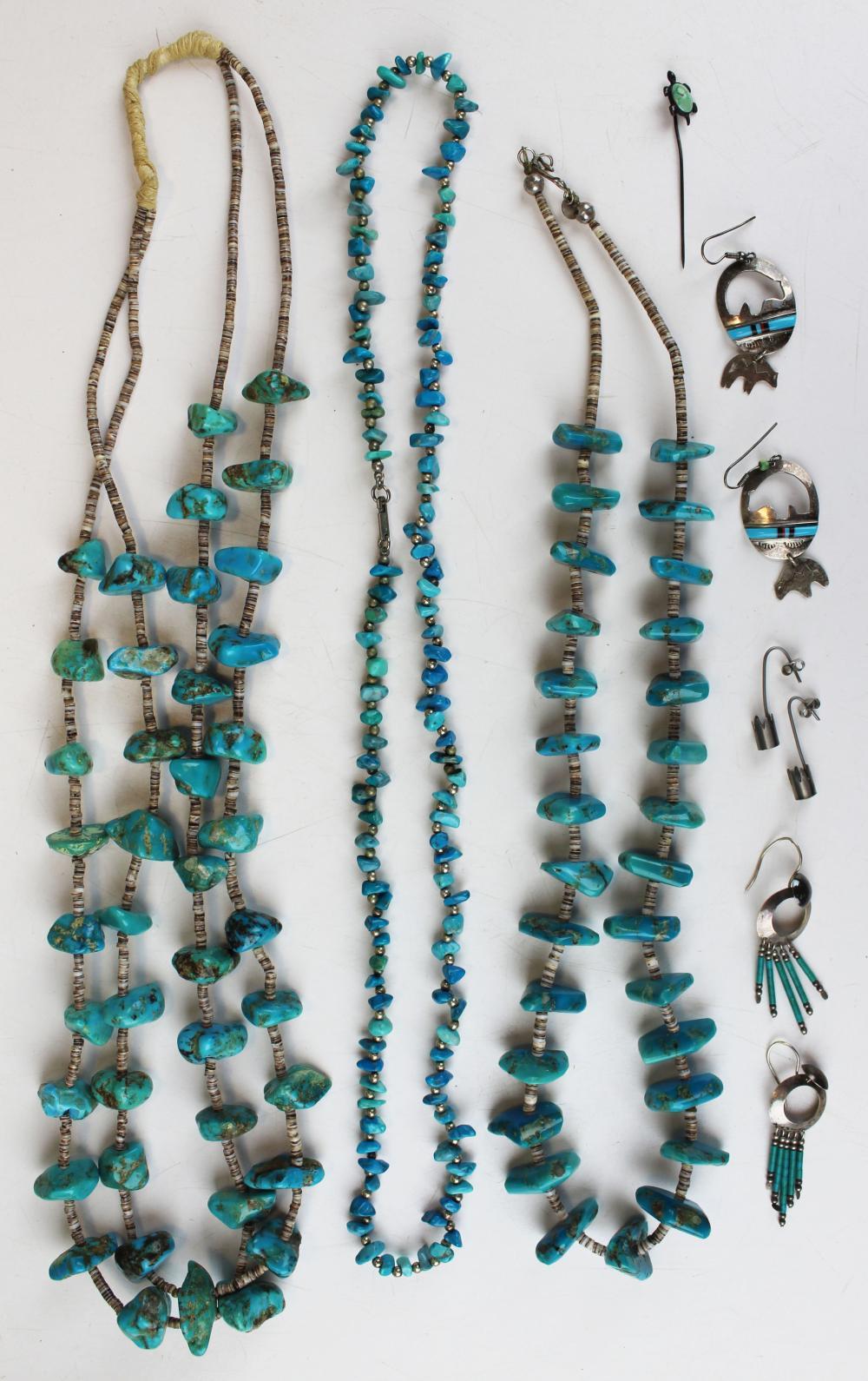 Southwest jewelry