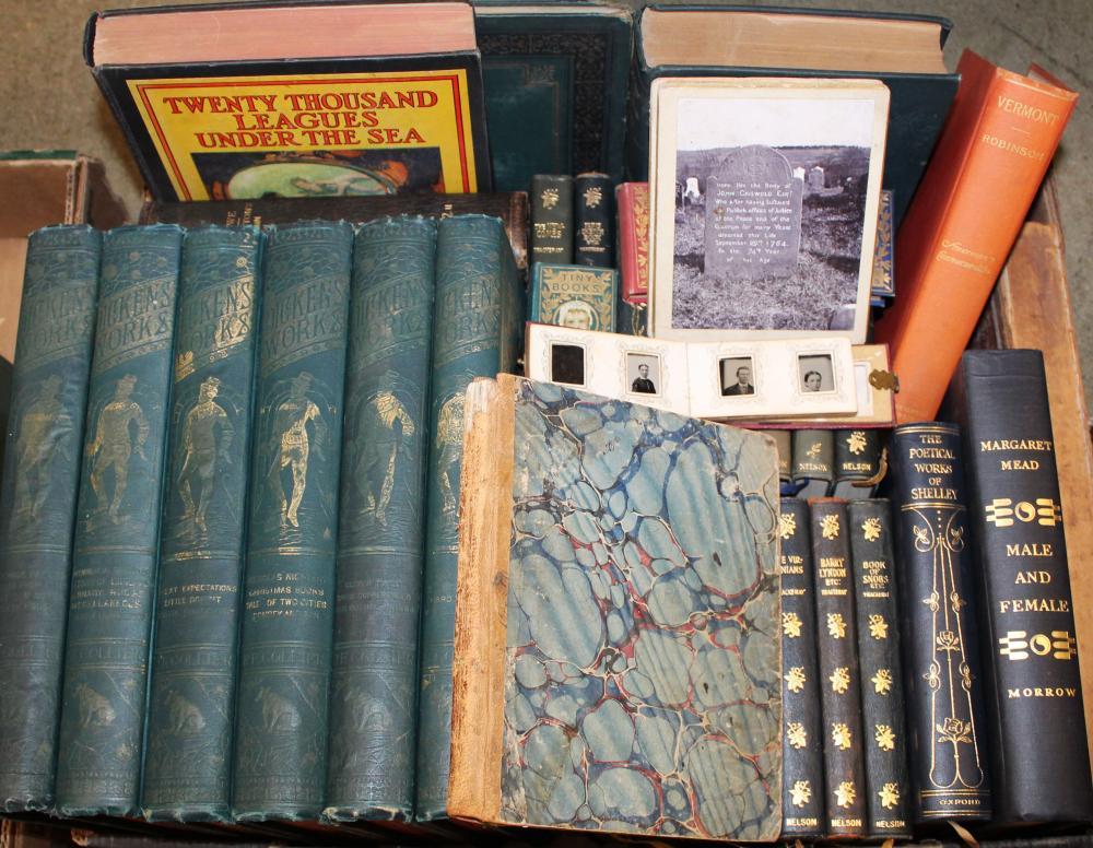 poetry & prose, Margaret Mead, photos, etc