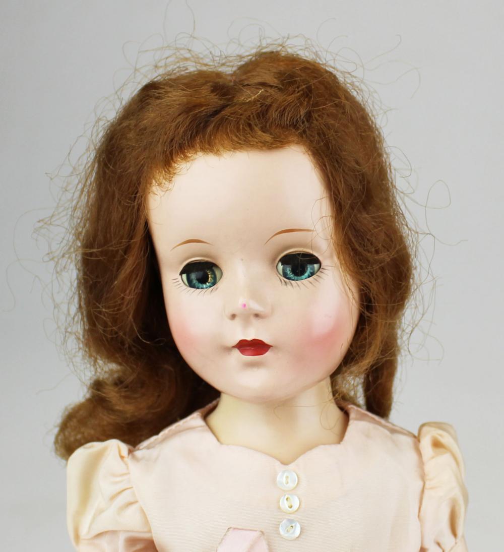 1950's unmarked walker doll