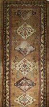 late 19th- early 20th c Persian tribal runner