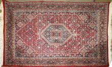 late 20th c Persian area rug