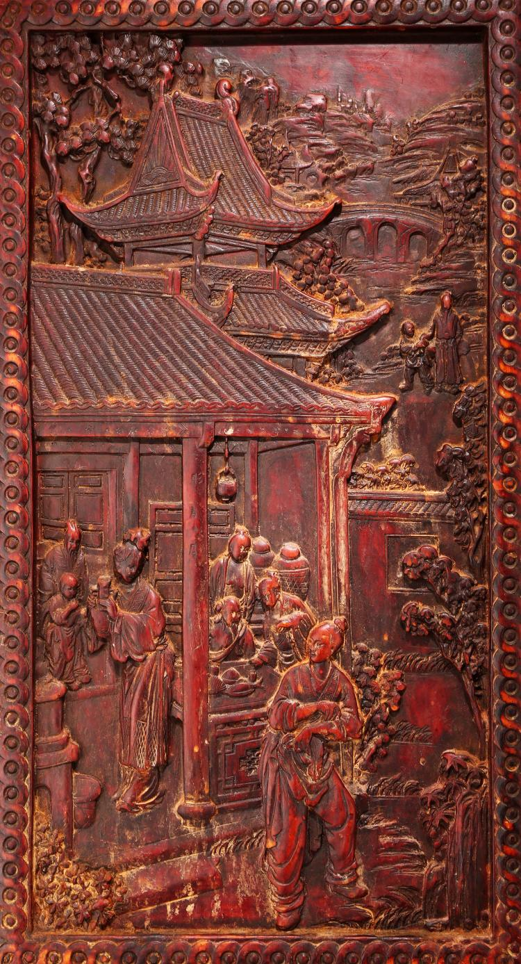 Carved screen Etsy