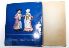 CHINESE TRADE PORCELAIN.by BEURDELEY, Michel, Condition: Rutland [1969].B022.