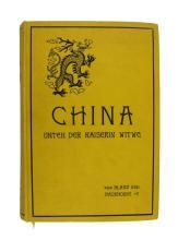 China unter der Kaiserin Witwe.