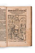 Chronik des Konzils zu Konstanz: Costnitzer Concilium. So gehalten im Jar Tausend vierhundert und dreytzehen.