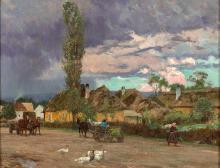 Ungarischer Maler des 19./20. Jh.