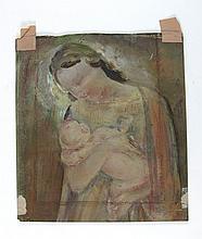 Paul Rosner. 1875 Eibenstock/Erzgebirge - 1956 München.