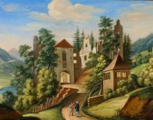 Maler des 19. Jh.