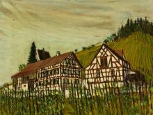 Walter Hangarter. 1929 Konstanz - 1995 Tägerwilen.