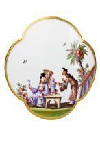 Chinoiserie-Vase.