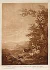 Hegi, Franz. 1774 Lausanne - 1850 Zürich. Hegi,