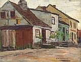 Otto Ackermann. Geb. 1872 in Berlin. Studierte bei H. Eschke in Berlin. Ging 1897 nach Düsseldorf.