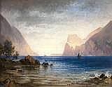 Karl Heilmayer. 1829 - München - 1900. Studierte an der Münchner Akademie. Unternahm zahlreiche