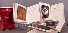 MICHON (Louis-Marie). - Les Reliures mosaïquées du XVIIIème siècle. 45 planches en couleurs et en noir. Ens. 4 vol.
