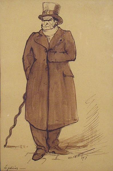 Luc LAFNET (1899-1939).