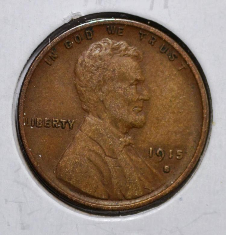 1915-S Lincoln Cent