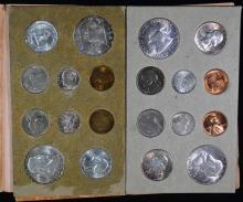 1957 United States Mint Set