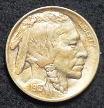 1913 TY2 Buffalo Nickel