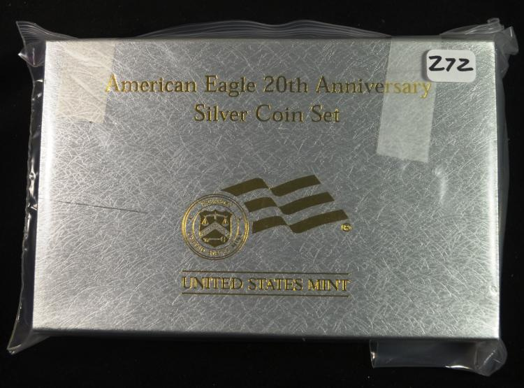 2006 3pc American Eagle 20th Anniversary