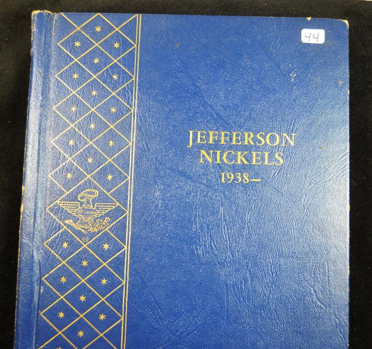 Set of Jefferson Nickels