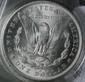 Lot of 3 Nice Morgan Dollars, 1885-O, 1889, 1899-O