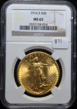 Coin, Currency & Gold Auction