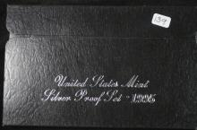 1995 Silver United States Proof Set