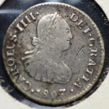 1807 Mexico Real