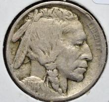 1914-D Buffalo Nickel