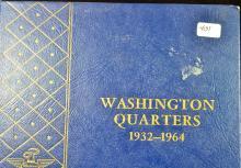 Washington Quarters 1932-1964 Complete Set