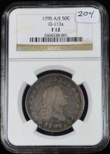 Marvellous Sunday May 21st Type, US, Foreign Coin, Currency and Bullion Auction