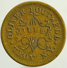 1863 Civil War Token/ Store card