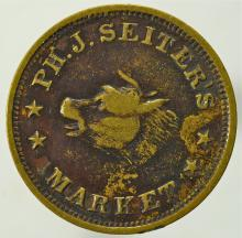 Civil War Token/Store Card