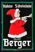 Berger Kakao Schokolade