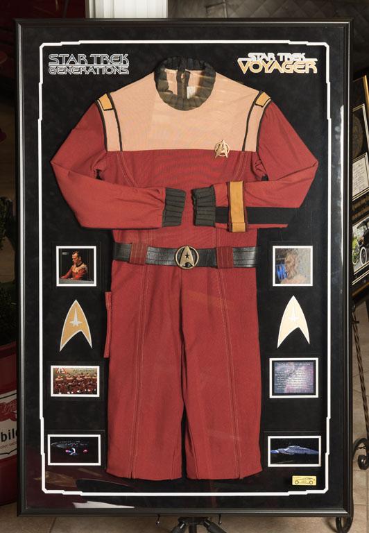 Star Trek Movie Series Cadet Uniform