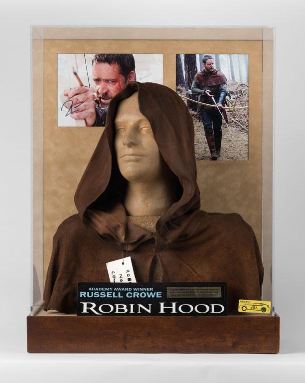 Russell Crowe's Robin Hood Costume