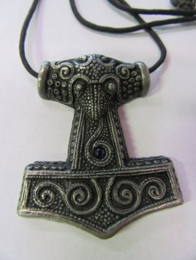 Sean Bean's Screen-Worn Necklace from