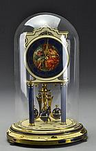 A Kieninger & Obergfell German Wedding Clock