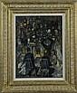 Bears The Signature Kees Van Dongen Oil On Canvas